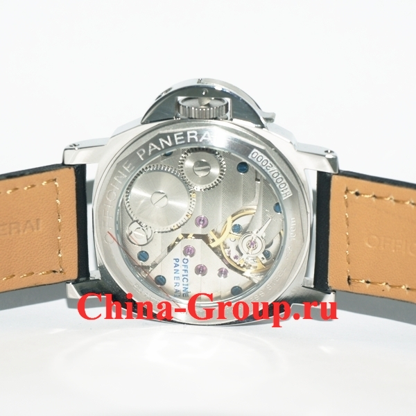 фото Часы Officine Panerai Luminor Base Left Handed PAM00112 механизм