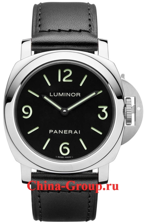 фото Часы Officine Panerai Luminor Base Left Handed PAM00112 оригинал