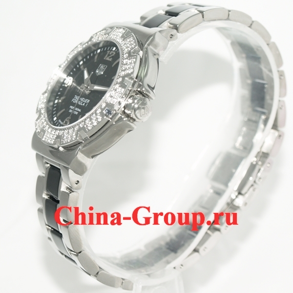 фото Часы Tag Heuer Lady Formula1 Diamonds оригинал WAC1214.BA0859