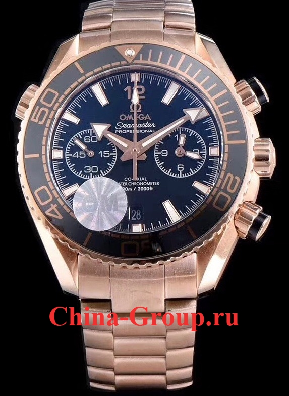 фото Omega Co-Axial Master Chronometer Chronograph 45,5mm ref 215.20.46.51.03.001