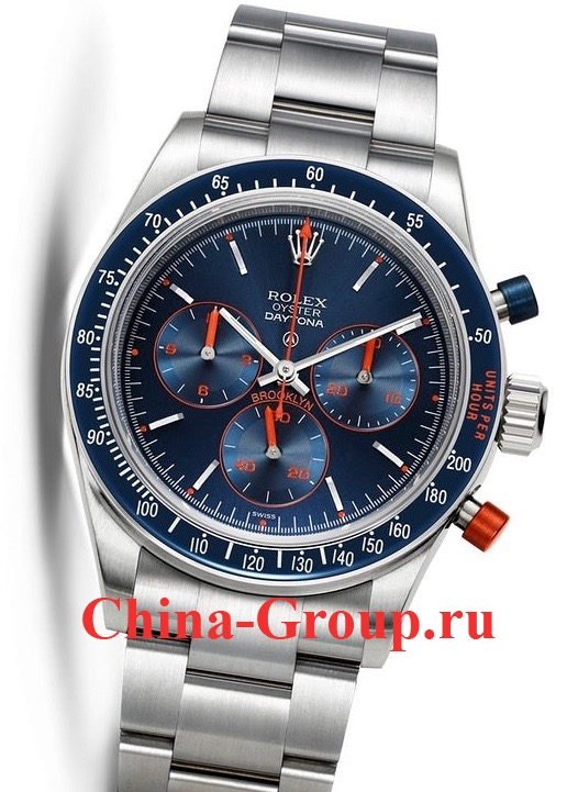 Часы Rolex Daytona 4130 Brooklyn 116520