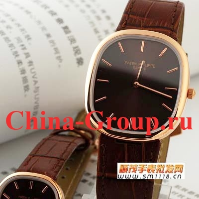 Часы Patek Philippe Golden Ellipse Gold 03389