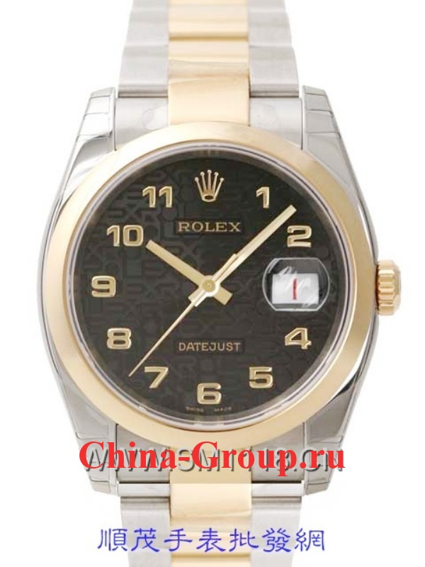 Часы Rolex Oyster Perpetual Datejust Steel & Gold 00083
