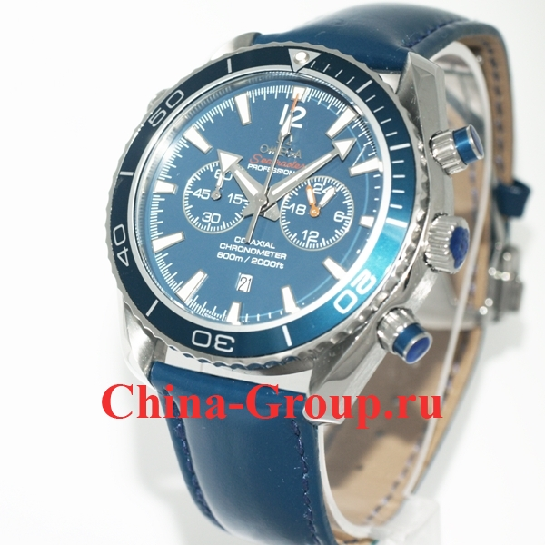 Часы Omega Planet Ocean 600M Co-Axial Chronograph 10052